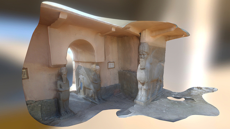 Preservationists race to capture cultural monuments with 3D images | sustainable heritage tourism | Scoop.it