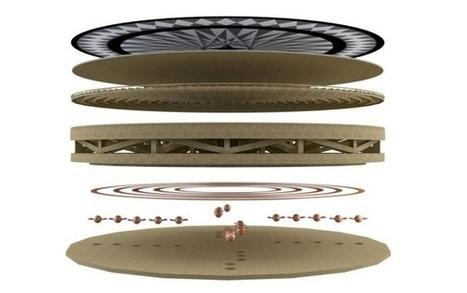 Arqueólogos prueban que el comedor giratorio de Nerón existió realmente | Mundo Clásico | Scoop.it