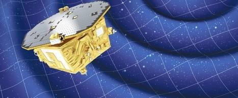 Possibili punti di vista sulle onde gravitazionali | Planets, Stars, rockets and Space | Scoop.it