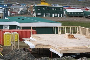 #Iqaluit, #Nunavut: Habitat for Humanity's Most Northerly Remote Build in History   Inuit Nunangat Stories   Scoop.it