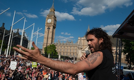 Tens of thousands march in London against coalition's austerity measures | Peer2Politics | Scoop.it