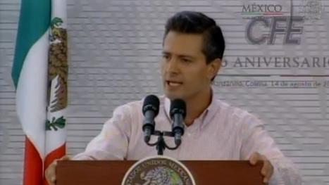 Mexico CFE arranca 3 plantas eléctricas con 1,938 megawatts de capacidad y un costo de MX$25.5 MMDP | Energia Electrica en Mexico | Scoop.it