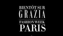 Grazia lance sa websérie sur la Fashion Week | designit | Scoop.it