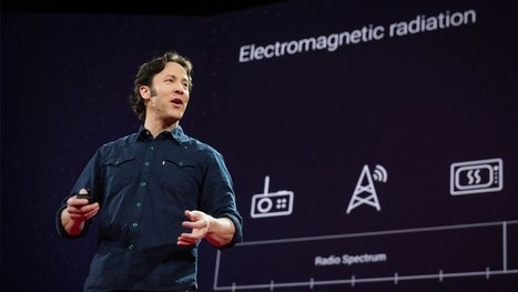 Can we create new senses for humans? | It's A Rad World | Scoop.it