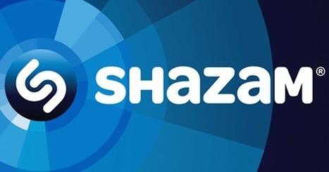 Hachette Livre signe un partenariat avec Shazam | Clic France | Scoop.it