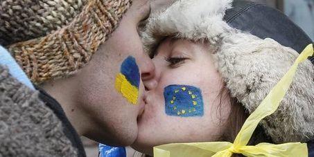 Adhésion populaire à l'Europe: l'exemple de l'Ukraine   European Union Rocks   Scoop.it