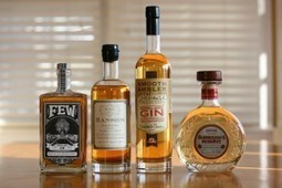 Gin Meets Whisky (in a barrel) - | Whiskey, Rum and Spirits | Scoop.it