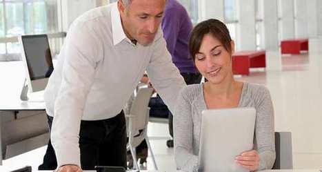 Mentoring inversé : «Un stagiaire m'a tout appris» | coaching | Scoop.it