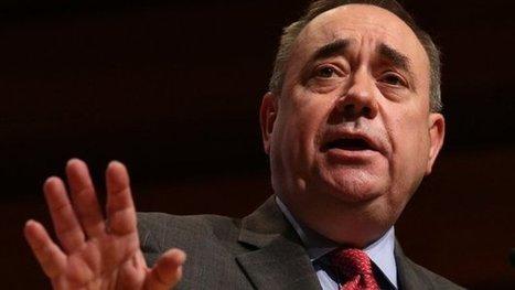 Salmond calls for English referendum   A level Politics (AQA) Unit 2   Scoop.it