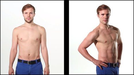 How to Fake a Before and After Photo: The Power of Lighting and Posture | xposing world of Photography & Design | Scoop.it