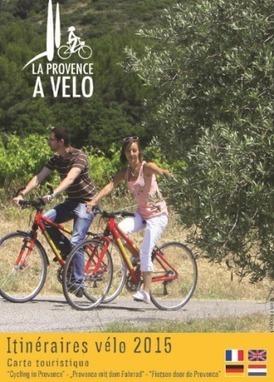 La carte vélo 2015 bientôt dans les rayons ! - Tourisme en Vaucluse | Carpentras Holidays | Scoop.it