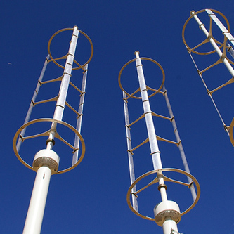 Vertical-Axis Wind-Turbines Might Increase Wind Power Output  | MIT Technology Review | Renewable Energy | Scoop.it