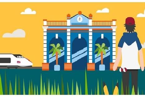 Pokémon Go : la SNCF met en garde les usagers | Médias sociaux et tourisme | Scoop.it
