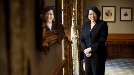 As A Latina, Sonia Sotomayor Says, 'You Have To Work Harder' | Affirmative Action | Scoop.it