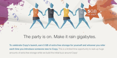 Get 22GB of free cloud storage with Copy | iPads in Education | Scoop.it