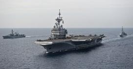 Le porte-avions Charles de Gaulle, le plus grand restaurant de la Marine | L'actu de la restauration | Scoop.it