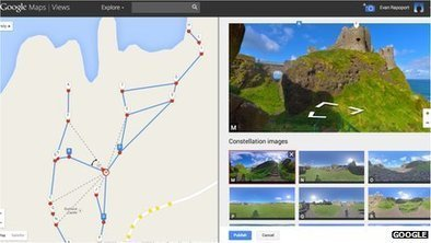 Google lets users create Street View | Masada Geography | Scoop.it
