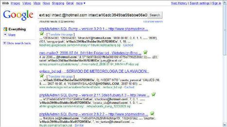 Hack Account Using Google | TrickFlu | TrickFlu | Scoop.it