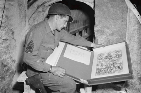 El Museo de Hitler: La verdadera historia de los Monuments Men | Segunda Guerra Mundial Rebeca Mosteiro | Scoop.it