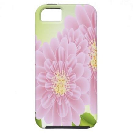 Beautiful Pink Flowers iPhone 5 Cases   Adriane Designs   Scoop.it