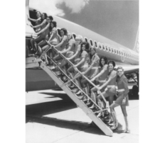 The Friendly Skies: A History of the Stewardess | Radio Show Contents | Scoop.it