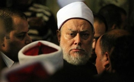 Egypt mufti did not issue fatwa to kill opposition figures: senior cleric | Égypt-actus | Scoop.it