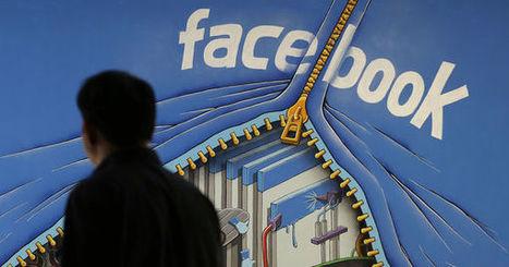 Les bénéfices de Facebook s'envolent de 90 % | campagnes-web-marketing | Scoop.it