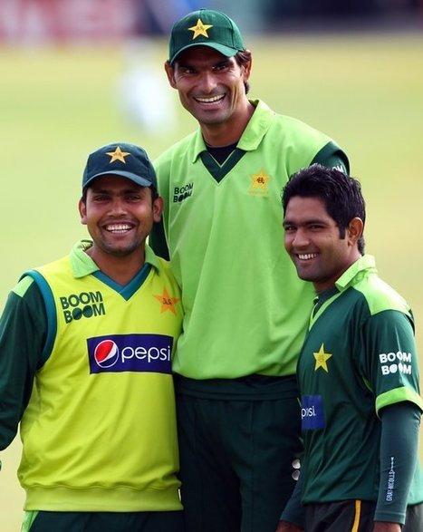 Top 5 Tallest Cricketers of All Time | Sportzwiki | Sportzwiki | Scoop.it