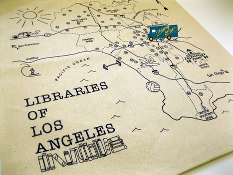 Catch The Library Store On Wheels at a Branch Near You | LibraryLinks LiensBiblio | Scoop.it