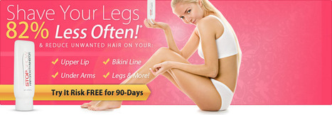 Stop Grow For Women - Hair inhibitor review | Unwanted Hair Removal | Scoop.it