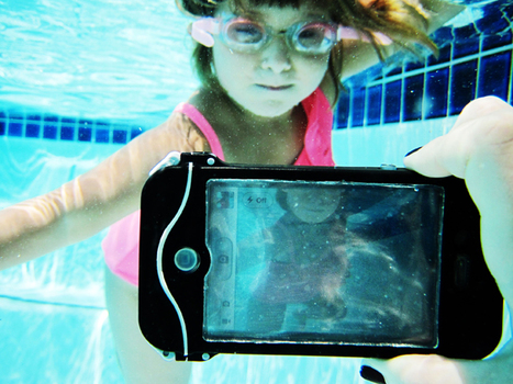 7 Cool Waterproof Cases For Your iPhone And iPad | Business Insider | How to Use an iPhone Well | Scoop.it