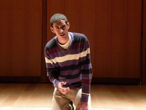 16 Year-Old Harlemite Xavier Pacheco Wins National Shakespeare Competition | Literature and Writing | Scoop.it