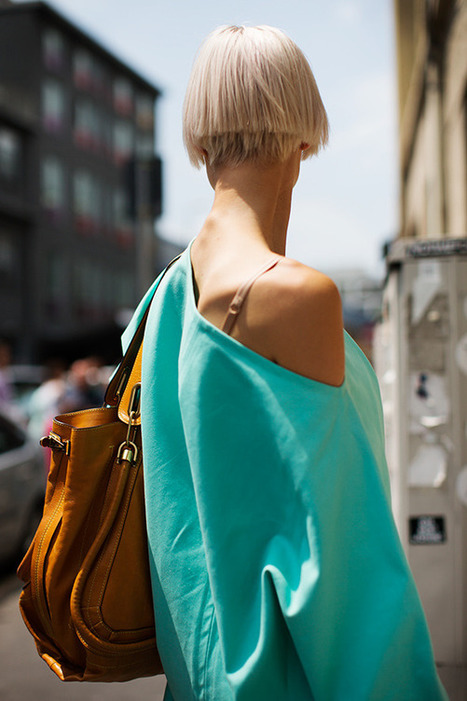 Short hair trend: The step | kapsel trends | Scoop.it
