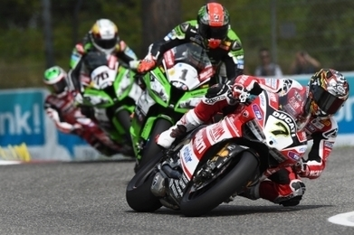 Riders quotes after Imola WSBK | Ducati news | Scoop.it