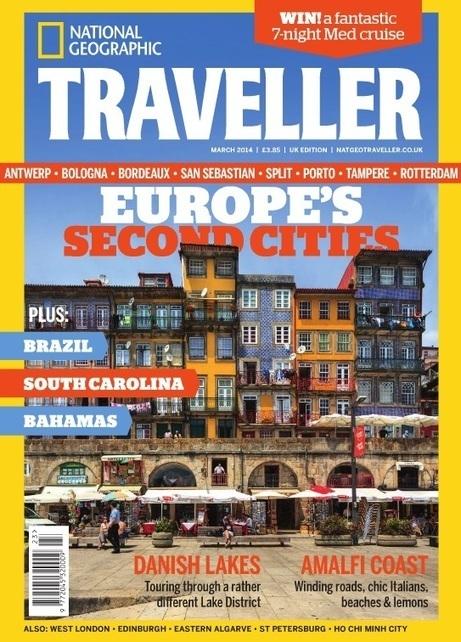 Turismo Bologna: premiati da National Geographic e DTTT award 2013 | rocmvv | Scoop.it