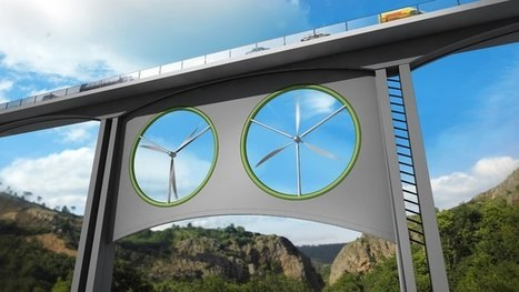 Are bridge-mounted wind turbines a viable option? | Higher Education Research | Scoop.it