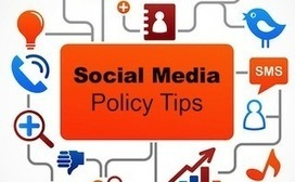How to Avoid PR Disaster With a Social Media Policy | Small Business Marketing | Scoop.it