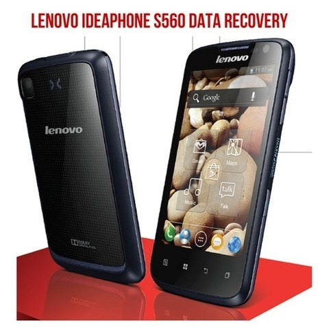 How to Recover Deleted Data from Lenovo IdeaPhone S560 | Android Data Recovery Blog | Android News | Scoop.it