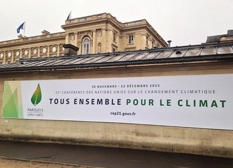 COP 21 : la pression monte à 90 jours du sommet climatique de Paris | Sustainable imagination | Scoop.it