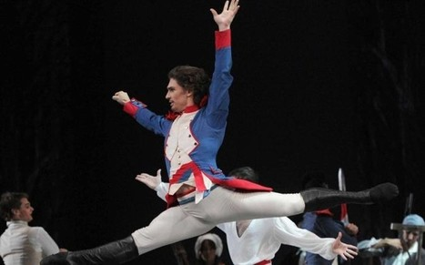 Ivan Vasiliev: why I am so happy to return to the Bolshoi  - Telegraph | Terpsicore. Danza. | Scoop.it