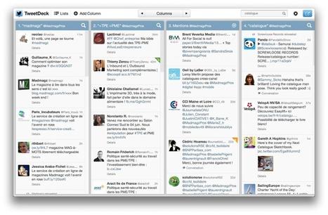 4 outils pour faire sa veille en 2013 | Digital | Scoop.it