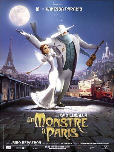 Un monstre à Paris / Film entier en Streaming | français langue étrangère | Scoop.it