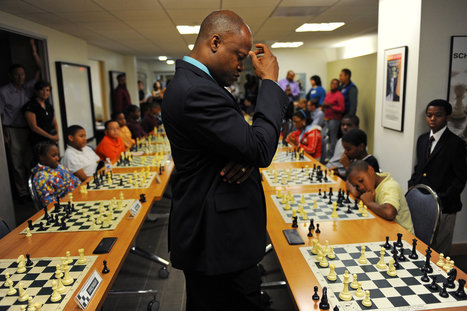 Chess For Progress: How A Grandmaster Is Using The Game To Teach Life Skills | Performance Project | Scoop.it