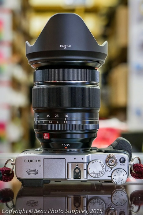 Mike Mander's Photo & Imaging Blog: Tested! Fujifilm XF 16-55mm f/2.8R LM WR | Pat3NgScoop | Scoop.it