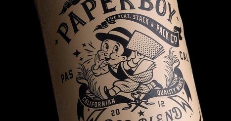 Beaux-vins: Paper Boy Wine : la bouteille de vin en carton a pris l'eau | Wino Geek | Scoop.it