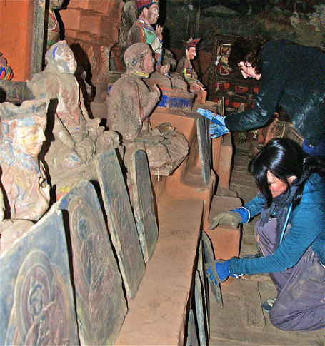 Restoring a Buddhist Monastery on the Trans-Himalaya Salt Route : Past Horizons Archaeology | Archaeology News | Scoop.it