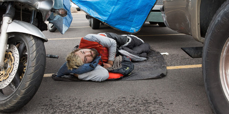 Meet The Nomads Who Sleep In Walmart Parking Lots - Huffington Post | Travel Photography | Scoop.it