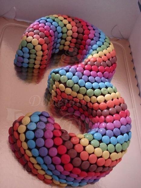 Cakemania, dolci e cake design – 10 fantastiche torte decorate con caramelle | Cake Design | Scoop.it