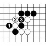 Go technique - Induction (Part 1) | Go Board Game | Scoop.it