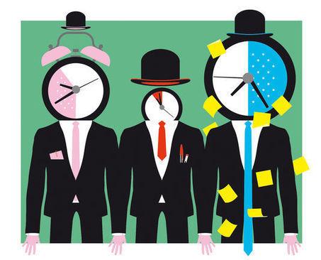 Les cadres en temps partagé s'invitent dans les PME | PARTAGE DE COMPETENCES | Scoop.it